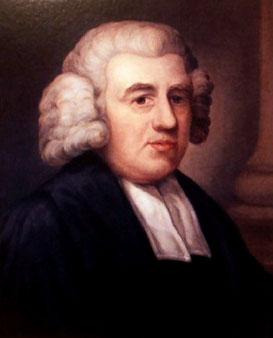 John Newton: Spirituality as Composition