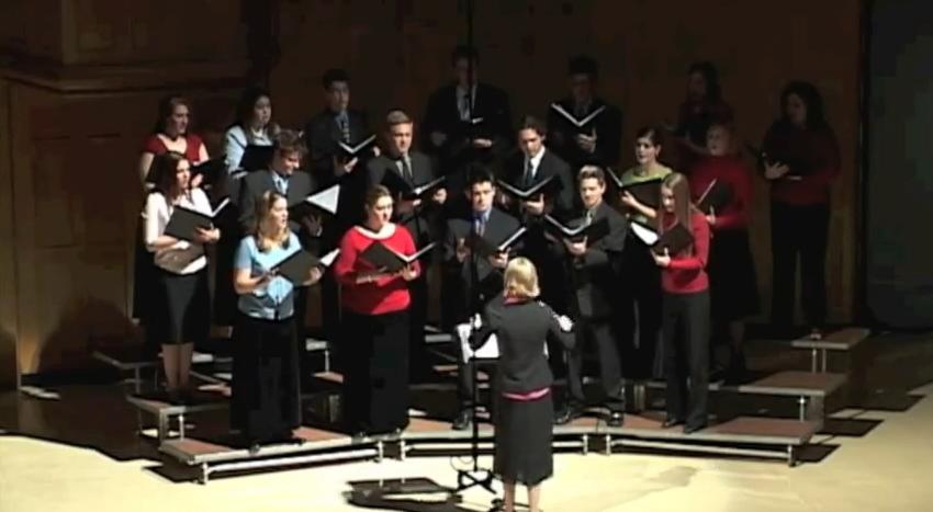 Gloria Patri (SATB + Organ)