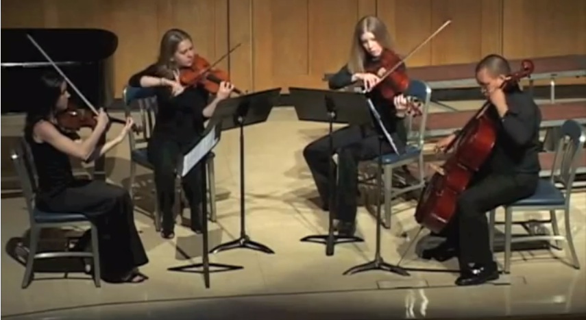 Three Breton Dances (String Quartet)